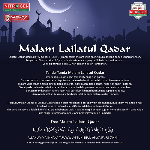 Malam Lailatul Qadar : Pengertian, Tanda, Amalan dan Doa