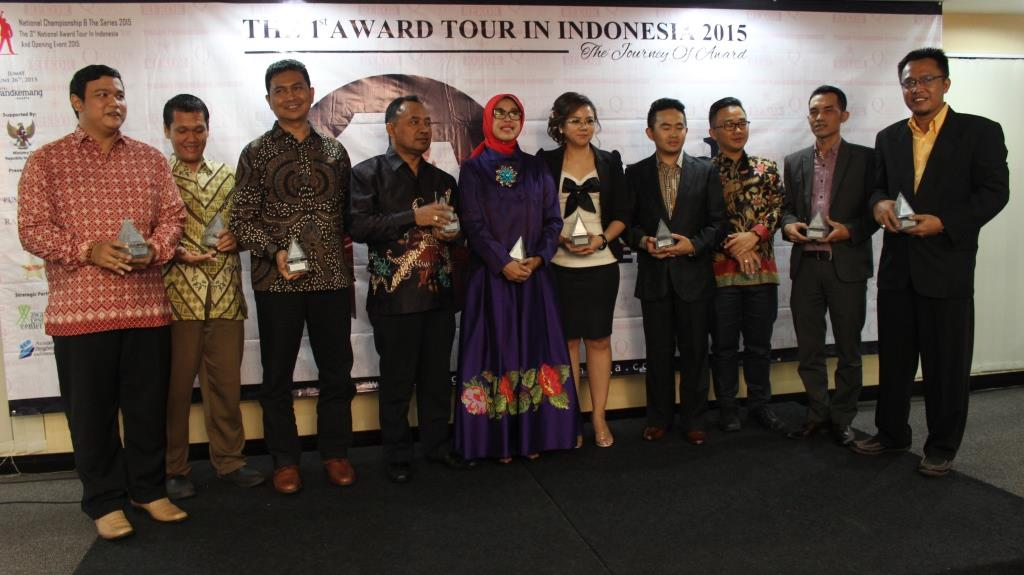Indonesia Quality Innovative Service 2015?>