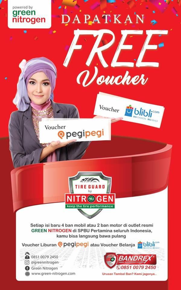 Dapatkan Free Voucher BliBli.com dan PegiPegi.com
